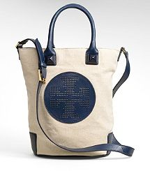This isn't the exact bag but a Tory Burch bag would be awesome!