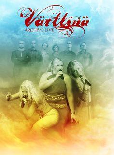 Värttinä- Archive Live DVD / PRESS- PRESS