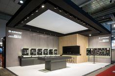 Exhibition: Batibouw 2015 Location: Brussel Surface: 60 m² Photographer: Cafeine- Thomas De Bruyne #Rebooth #exhibition #Displays #manufacturers #standenbouw #design #CCI #Batibouw #2015