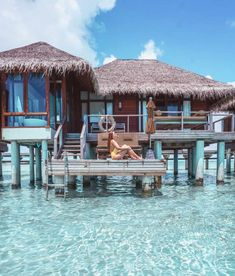 In this post, I wanted to compare two amazing tropical destinations: the Maldives vs Seychelles. Visit Maldives, Maldives Resort, Maldives Travel, Italy Vacation, Vacation Spots, The Places Youll Go, Places To Go, Seychelles Resorts, Water Villa