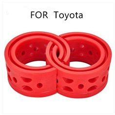 Shock Absorber Spring Bumper Power Cushion Buffer 4Pcs / Lot For Toyota Camry RAV4 Corolla E'Z ighlande Reiz YARiS L Vios #Affiliate