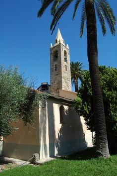 Riva Ligure (IM), Santuario di Nostra Signora del Buon Consiglio (XI sec.)