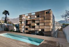 Lomocubes / Motta Papiani Architetti