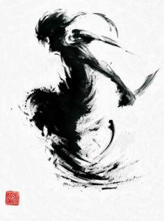 Desafio Criativo: Emoções através da maravilhosa pintura chinesa de JungShan