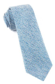 Nirvana Ties - Light Serene Blue | Ties, Bow Ties, and Pocket Squares | The Tie Bar