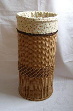 Pletení z papíru 2013 - Papírové pletení