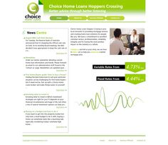 The Choice Home Loans Hoppers Crossing provides loan to their customers. Their goal is to make sure that their customers get a great loan at the best rates possible. It has a commitment to excellent customer service, professionalism, reliability, integrity and for having the most positive impact on the industry as a whole. This website is built using Wordpress CMS & Mobile Responsive.