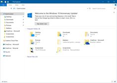 New notifications in File Explorer for product education
