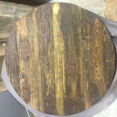 """""""Вот такие вот классные столешницы из амбарного дерева делает наш поставщик амбарной доски @grboard К слову сказать, форма может быть совершенно любая.…"""""""