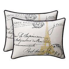 Metallic Paris 8-Piece Queen Comforter Set in Gold