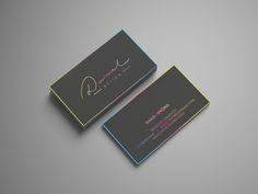 Cartões de visita - Business Cards on Behance