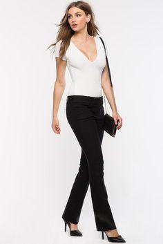 Chic Dressy Pants