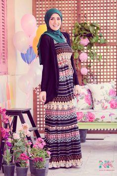 Nk-Abaya & modest dresses