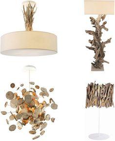 totally f'n amazing driftwood lighting  googlesearch.com