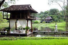 Four Seasons Chiang Mai, Thailand