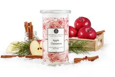 Imperial Candles is a gift company aiming to create the ultimate scented experience. We hand make soy scented candles and bath bombs with a hidden jewel inside as the element of surprise. Imperial Candles, Candle Store, Unique Candles, Classic Collection, Cinnamon Apples, Candy Cane, Swirls, Candle Holders, Table Decorations