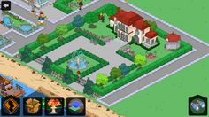 Simpsons Springfield Map, Springfield Tapped Out, The Simpsons Game, Cartoon Network Adventure Time, Adventure Time Anime, Far Side Comics, Abandoned Train, The Far Side, Cartoons