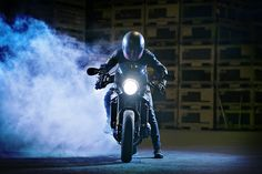 Yamaha XSR900 Abarth - Film on Behance