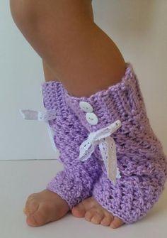 Ballet Leg warmers crochet leg warmers boot cuffs by ChildCrochet, $16.00