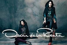OSCAR DE LA RENTA FALL/WINTER 2013/2014 CAMPAIGN