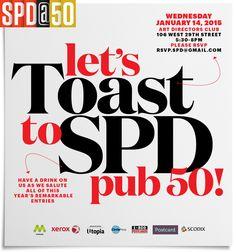 let's toast to spd pub 50.