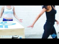 TUTORIAL TUESDAY: HOW TO SAFETY VAULT IN PARKOUR - YouTube