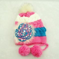 2017 Winter Hats For Women Beanie Winter Hat Caps winter Beanies colorful sweet style hat and caps for gilrs #HatsForWomenCaps