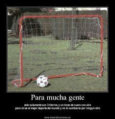 Para mi es el mejor deporte del mundo mundial ;)