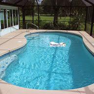 Superior Pools Kidney Shape Swimming Pool
