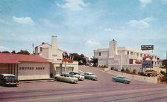 Vintage postcard:  Belmont Hotel Oak Cliff (Dallas) Texas | by coltera