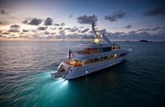 Travel: Yachting