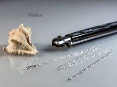 FIGARO 80 – łańcuch srebrny