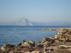 Monodentri-Roitika Patras Patras, Half Dome, Mount Rainier, Greece, Mountains, Water, Travel, Outdoor, Greece Country