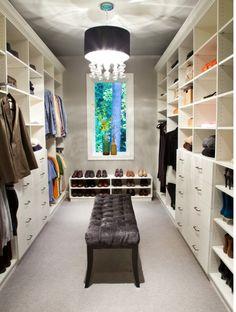 Walk in master bedroom closet design-Home and Garden Design Ideas!