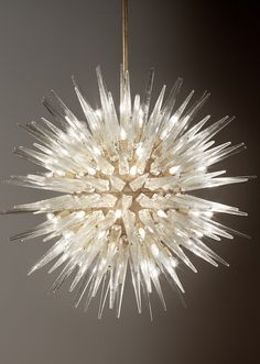 Mid-century chandeliers: Sputnik chandelier you'll love for your mid-century modern interior