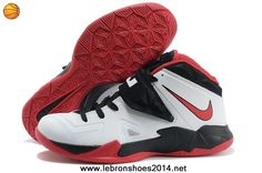 official photos da04b b0d6a Now Buy Nike Zoom Soldier Vii Mens White Black Red For Sale Save Up From Outlet  Store at Footlocker.