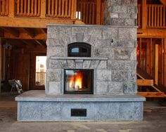 Soap Stone Heater - Maine Wood Heat Co.