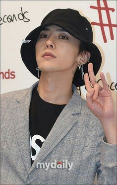170501 G-Dragon - #my8seconds Fanmeet Event in Myeongdong