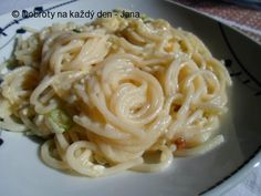 Spaghetti, Cooking, Fit, Ethnic Recipes, Cuisine, Kitchen, Shape, Noodle, Brewing