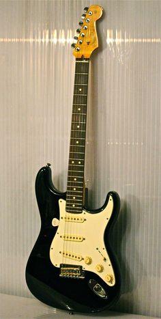 American Stratocaster