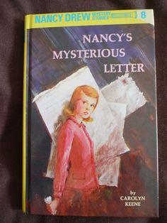 Nancy s Mysterious Letter - Nancy Drew Mystery Stories No.8 Carolyn Keene