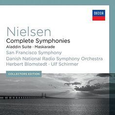 Carl Nielsen - Nielsen: Complete Symphonies/Aladdin Suite/Maskarade, Blue