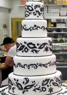 favourite wedding cake from cake boss