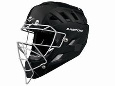 Easton Surge Catchers Helmet, Black, Large by Easton. $49.95