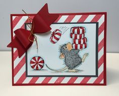 A personal favorite from my Etsy shop https://www.etsy.com/listing/255088065/house-mouse-juggling-ornaments-card