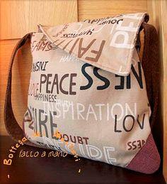 faith bag - borsa faith