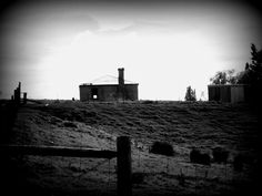 Abandoned and in decline, old miners house near Bannockburn, Central Otago, New Zealand