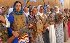 Género y Seguridad: el papel de la mujer en la guerra
