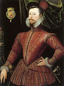 Robert Dudley, Earl of Leicester,was an English nobleman and the favourite and close friend of Queen Elizabeth l from her first year on the throne until his death (Sept. 4,1588). He was a suitor for the Queen's hand for many years.  Until his second marriage to Lattice Knollys Devereux. Queen Elizabeth was so unset over his marriage that Lattice was permantly banished from court.