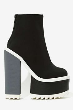 Jeffrey Campbell Champion Neoprene Boot | Shop Jeffrey Campbell at Nasty Gal